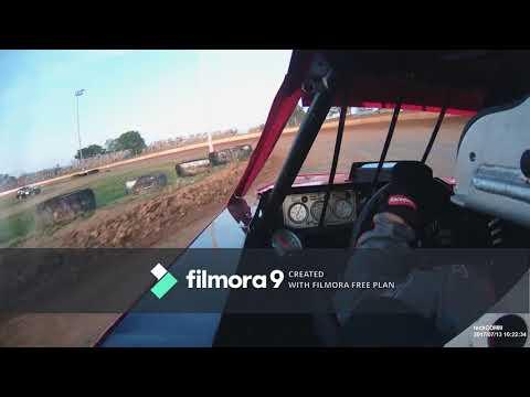 Gary Rahe Jr Florence Speedway Heat Race 5/18/19