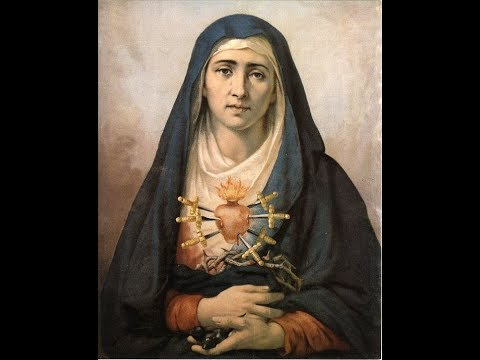 Our Lady of Sorrows ~ Fr Ripperger