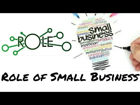 Hindi class 11 business studies role of small business youtube hindi class 11 business studies role of small business malvernweather Gallery