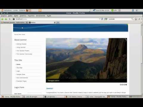 slideshow joomla 2.5