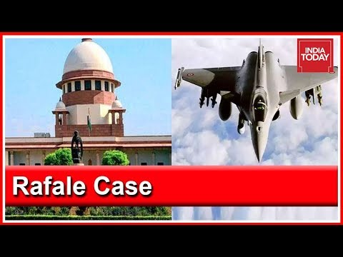 Rafale Review Case In SC: Mistake In CAG Report As 3 Pages Missing