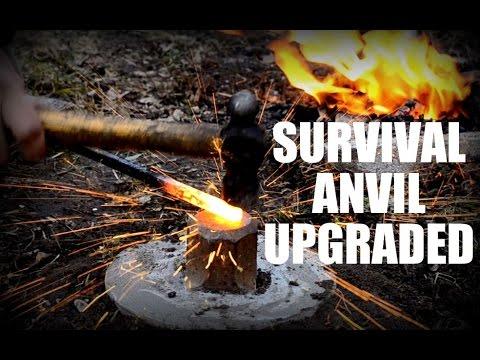 Sledgehammer Anvil Upgrade: Anvil Alternative for Beginners
