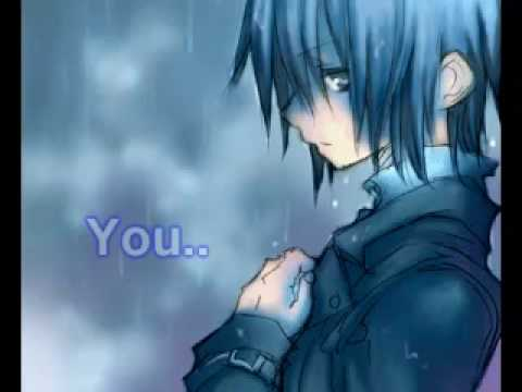 Anime Wallpaper Sad Hoodie Girl Anime Love Story In A Chat Youtube