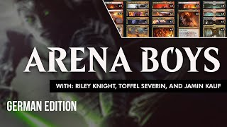 Arena Boys: Special German Anniversary Edition