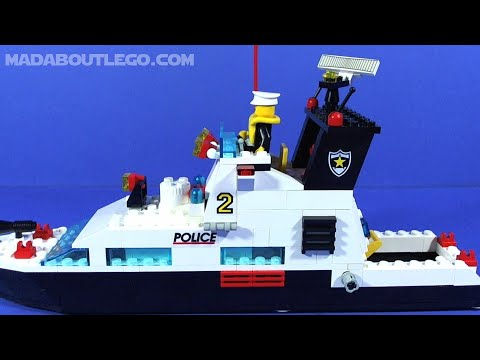 LEGO Police Coastal Patrol 6483