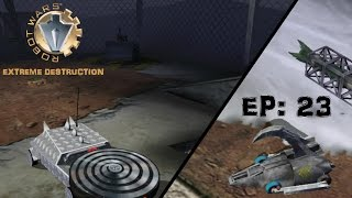 Robot Wars - Extreme Destruction - Gameplay - gba