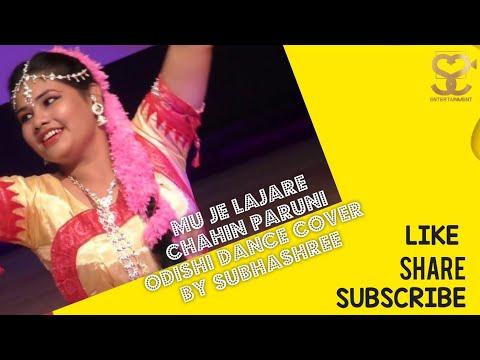 Mu Je Lajare | Odishi Dance | Creatives Fest 2k17 | Ft. Subhashree