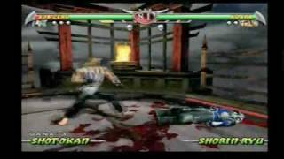 """MORTAL KOMBAT: DECEPTION"" (Español)  PS2 Gameplay"