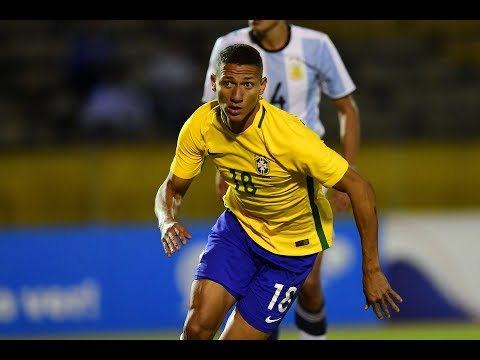 Watford to beat Chelsea and Manchester United to signing of Brazilian wonderkid Richarlison