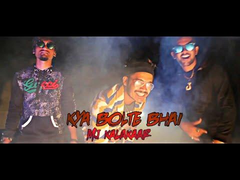 Kya bolte bhai || mj kalakaar (official music video ) ajju don || armaan awara || aurangabad mp3