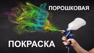 видео Что такое полимерно-порошковое покрытие