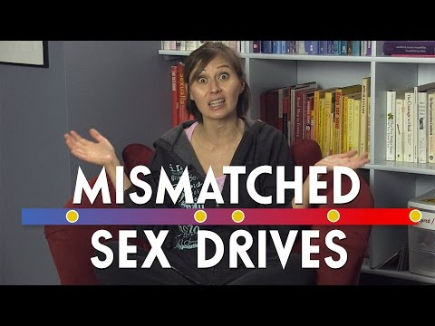 Dating someone with a high sex drive