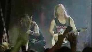 Iron Maiden - Transylvania Live from Raising Hell.