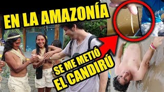 Conociendo la Amazonía - Misahuallí | Un pececillo se metió en mi Pi-Pí 😨