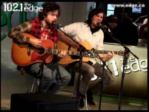 The Arkells - Ballad Of Hugo Chavez  (Live at 228 Yonge)
