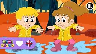 Children's Songs | AUTUMN | Nursery Rhymes | Cartoon | Mini Disco
