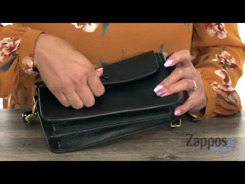 f74d30a0e35 Tory Burch McGraw Top Zip Crossbody SKU  9024142
