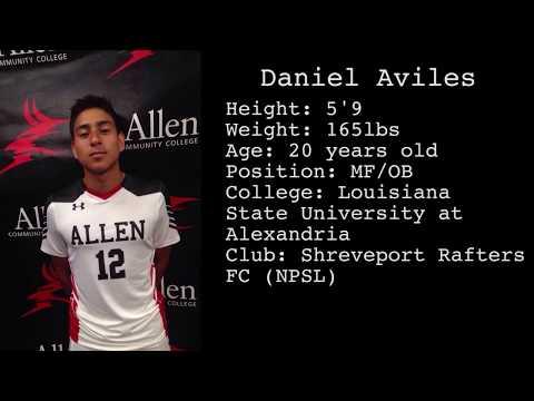 Daniel Aviles 2017 ● Skills, Goals & Assists