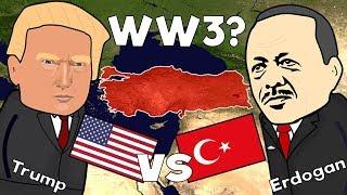 Global Bir Savaşa Ne Dersin? - ABD vs TR