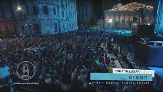 Toma Tu Lugar - Digno / DVD Adora a Jesús
