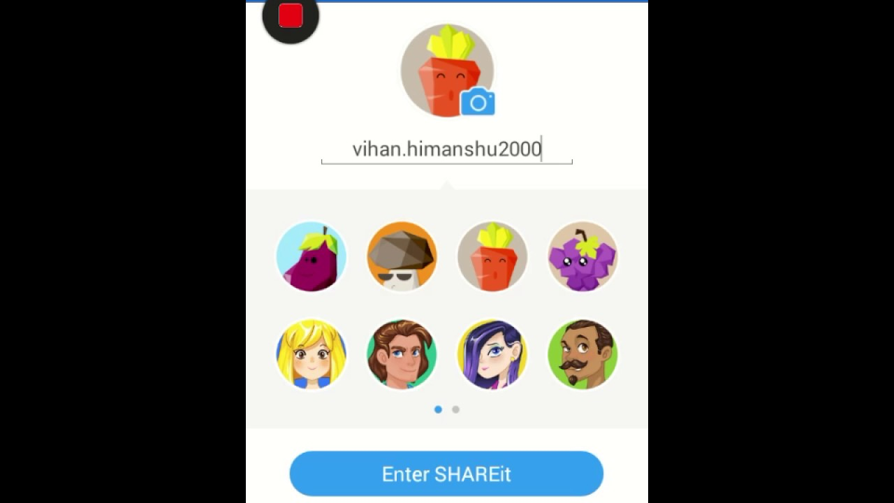shareit app download for samsung z1 mobile