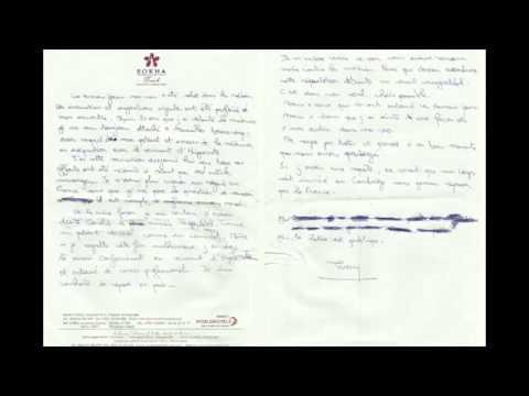 La lettre du m decin de koh lanta laiss avant son suicide youtube - Lettre de motivation koh lanta ...