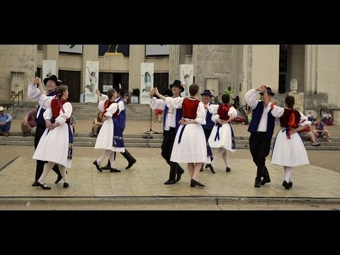 TEXAS FOLK MUSIC and dance at the state fair of TexasDallas 2013