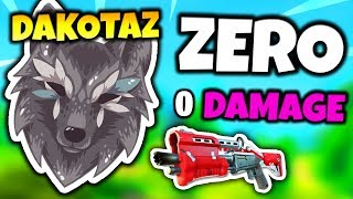 DAKOTAZ ZERO WEAPON DAMAGE GLITCH | Fortnite Daily Funny Moments Ep.57