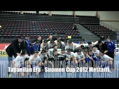 Suomen cup mestarit 2012