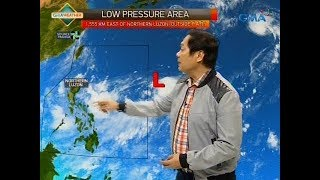 UB: Weather update as of 5:55 a.m. (July 24, 2018)