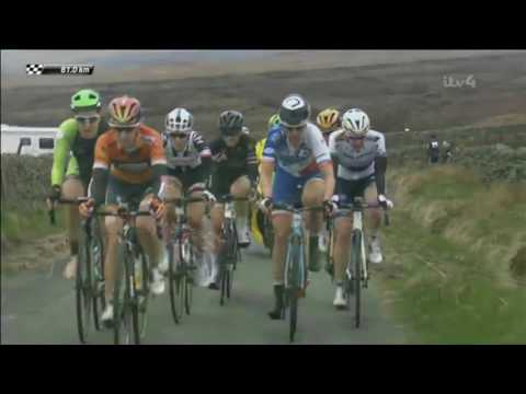 Tour de Yorkshire 2017 (women) - final 63 km