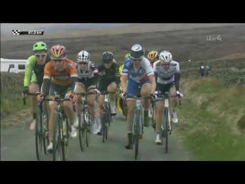 Tour de Yorkshire 2017 (women) - final 63 km