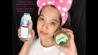 My Beauty Dairy & Elizavecca || Skincare First Impression