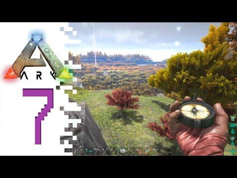 ARK: Survival Evolved - EP07 - Epic Adventure!