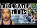 Fairies In Our Room Talk To Us! A Babyteeth4 Mini Movie