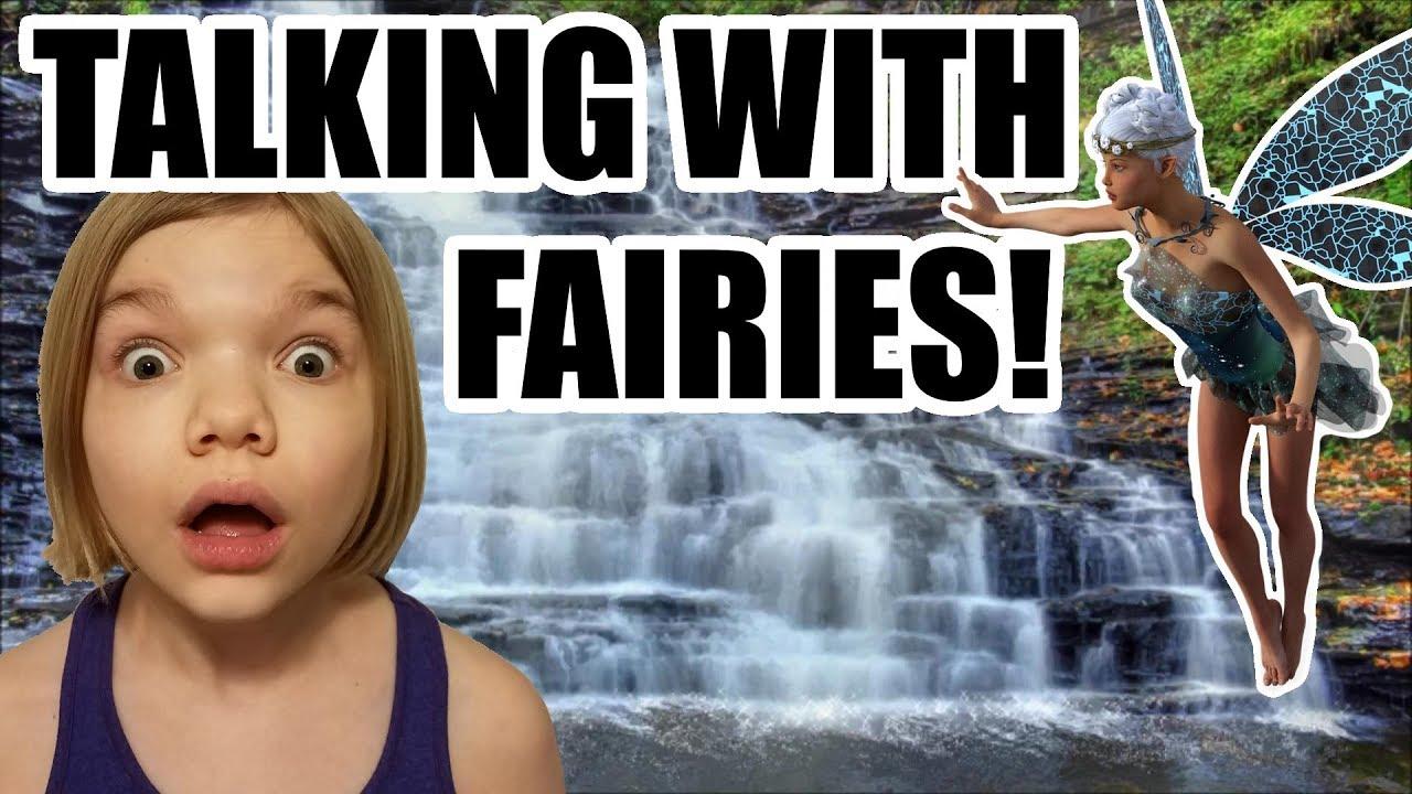 Fairies In Our Room Talk To Us! A Babyteeth4 Mini Movie - YouTube