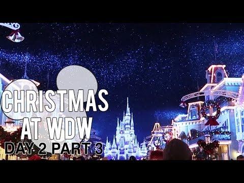 Jingle Cruise, Elsa's Frozen Castle + Holiday Wishes Fireworks | Disney Marathon + NYE | Day 2 Pt 3