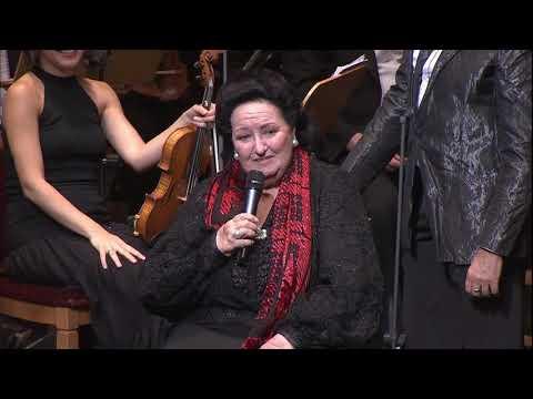 Homenaje a Montserrat Caballé (2014) | Teatro Real 200 años 18/19