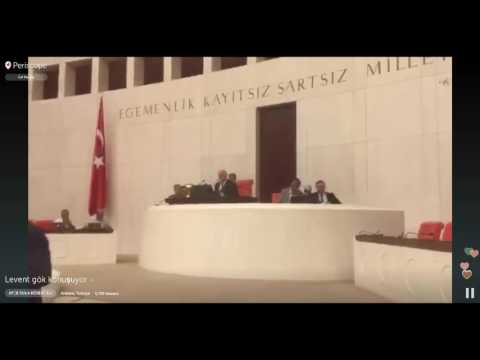 Turkey Explosion at Parliament Building