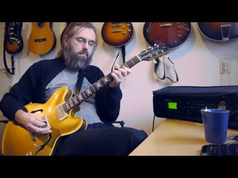 Solo on Green Dolphin Street - Panucci 59 Prototype