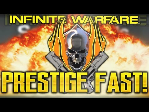 SECRET TIPS TO RANK UP FAST! - Prestige FAST in Infinite War