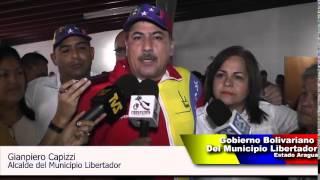 Conferencia por la Paz y la Vida en el Municipio Libertador