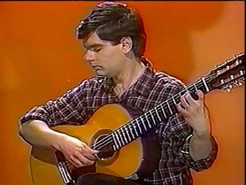 "Grigoreas plays Tzortzinakis: ""Mediterranean"" (TV recital)"