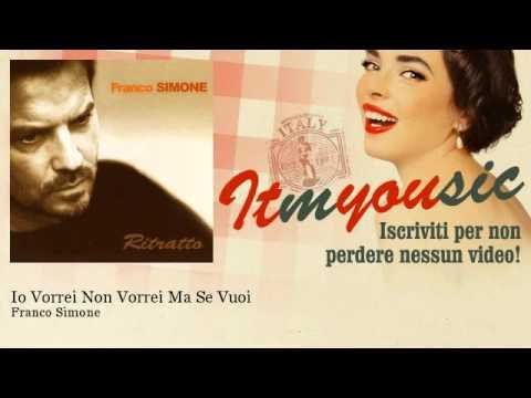 Franco Simone – Io Vorrei Non Vorrei Ma Se Vuoi – ITmYOUsic