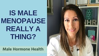 How to Manage Andropause Symptoms Naturally | Male Menopause & Estrogen Dominance Natural Treatment