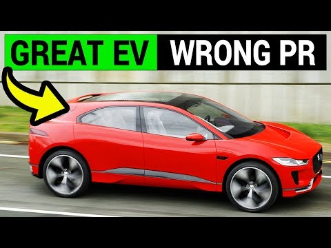 Jaguar I-Pace vs. Tesla Model X: Unfair Comparison?