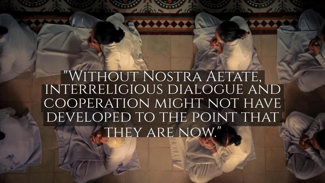 Nostra Aetate Zusammenfassung
