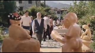 ENTEL KOY EFE KOYE KARSİ HEYKEL SAHNESİ