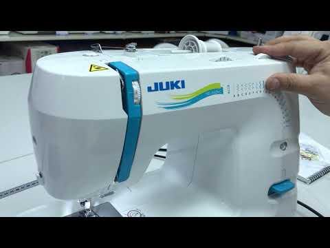 Швейная машина Juki HZL-353-ZR-C - Обзор ХоббиШоп