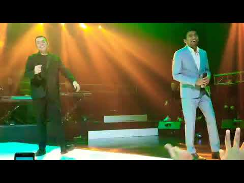 Yovie Widianto, Tulus, Glenn Fredly - Adu Rayu (Konser Inspirasi Cinta Surabaya)